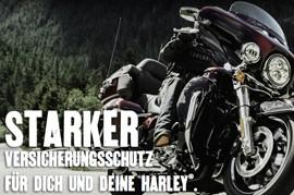 Harley-Davidson Versicherungen