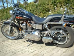 Harley in Bielefeld und Osnabrück